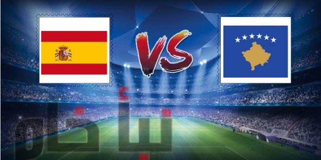 إسبانيا ضد كوسوفو