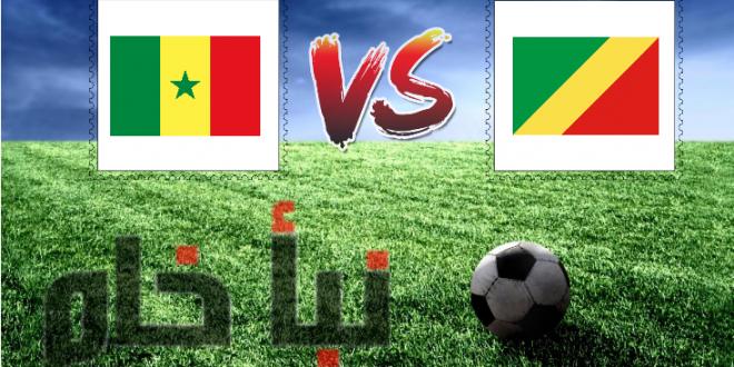 الكونغو ضد السنغال