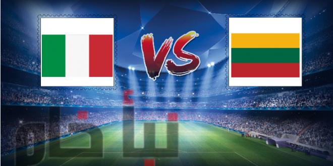 ليتوانيا ضد إيطاليا