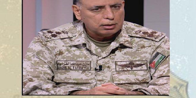 مازن الفراية وزيرا للداخلية