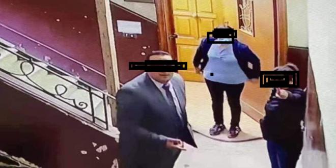 متحرش المعادي الفيديو الكامل