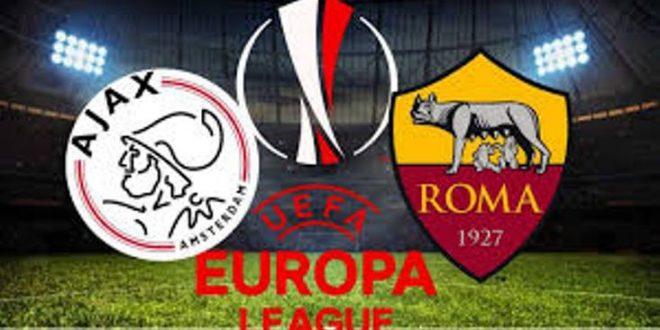 موعد مباراة روما ضد اياكس أمستردام والقنوات الناقلة