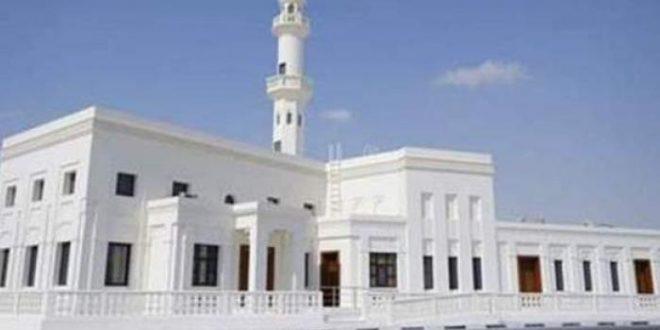 وزارة الأوقاف تفتتح 102 مسجد