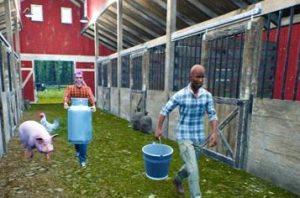 لعبة محاكي المزارع Ranch Simulator