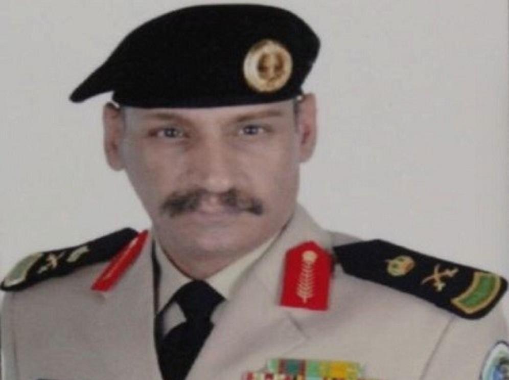 اللواء محيا عطاالله العتيبي