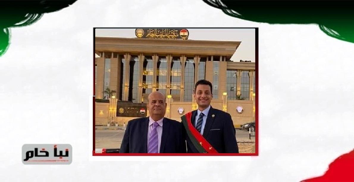 محمد فاروق وكيل النائب