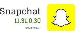 رابط تحميل snapchat الاصلي