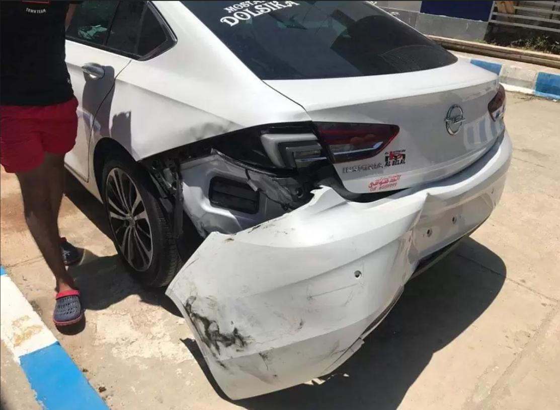 حادث حمو بيكا