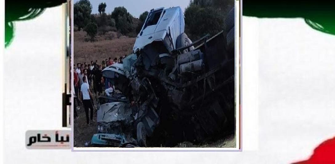 حادث مرور قسنطينة