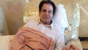 Dilip Kumar's death
