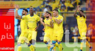 مشاهدة مباراة النصر اليوم بث مباشر اليوم