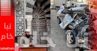 وفاة الشيخ هاني الشحات